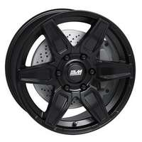 BM Macho Matt Black 9x20 5/139.7 ET20 N78.1