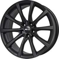 Brock B32 Matt Black 11x22 5/120 ET38 N72.6