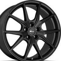 Brock B40 Satin Black Matt 8x20 5/112 ET28 N66.6