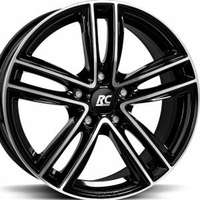 Brock RC27 Black Full Polish 6x16 5/100 ET35 N57.1
