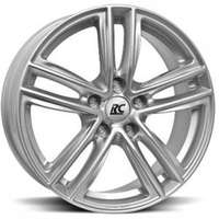 Brock RC27 Crystal Silver 6.5x16 5/100 ET40 N57.1