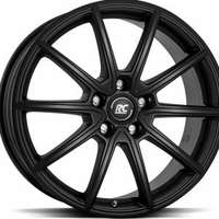 Brock RC32 Satin Black Matt 7.5x19 5/105 ET38 N56.6