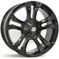 Diesel Brooklyn Gloss Black 9x18 6/139 ET20 N110.