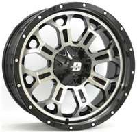 Diesel Sahara Gloss Black Polished 9x17 6/139 ET25 N110.