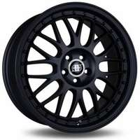 Infiny R1 Light Black 9.5x19 5/112 ET35 N73.1
