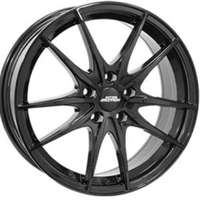 Inter action 2 Zodiac Gloss Black 6.5x16 4/100 ET40 N73.1