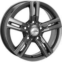 Inter action Kargin Anthracite 6.5x16 5/114 ET45 N66.1