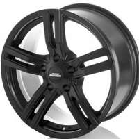 Inter action Kargin Matt Black 6.5x16 5/112 ET45 N72.6