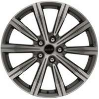 MAK Birmingham Anthracite Polished 8.5x20 5/112 ET29 N66.6