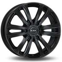 MAK Safari6 Gloss Black 8x18 6/130 ET53 N84.1