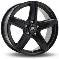 Racer Ice Satin Black 8x18 4/100 ET35 N60.1