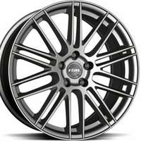 Rial KiboX Metal Grey 9x20 5/108 ET33 N63.4
