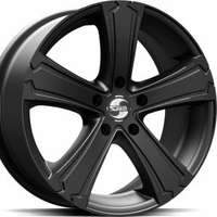 Spath SP42 H Black Matt 7.5x17 6/139.7 ET25 N100.